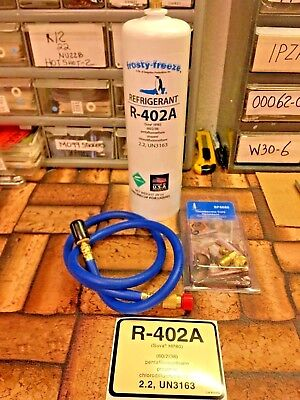 R402a, HP80, Refrigerant, R402A, HCFC, R502, Alt., Thermo King 28 oz. Kit A
