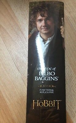 The Pipe of Bilbo Baggins Functional Replica Pipe The Hobbit Lord of the Rings