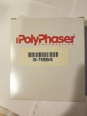 PolyPhaser IS-75BB/6