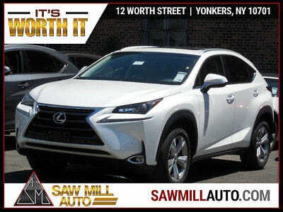 2017 Lexus NX Turbo AWD w/Navigation clear title/almost new super clean  would be a 4.9 on manheim
