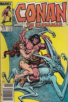 Conan The Barbarian #176 Marvel Comics 1984***fn