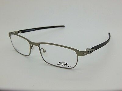 NEW Authentic OAKLEY TINCUP CARBON OX5094-0452 Powder Steel 52mm Rx Eyeglasses