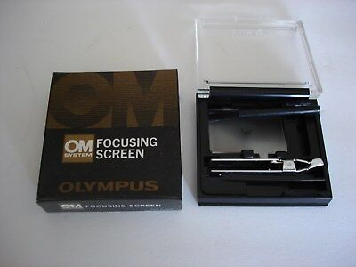 Olympus Fousing Screen