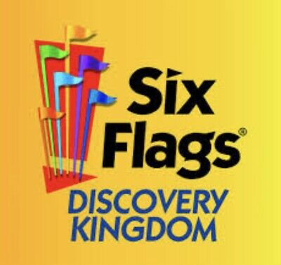 SIX FLAGS DISCOVERY KINGDOM Gold Season Pass PROMO DISCOUNT SAVINGS TOOL $69