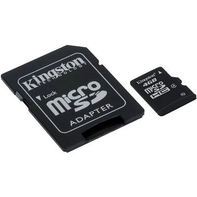 4GB SanDisk SD Card SDHC HD Memory Card Class 4 for Digital Cameras and Mobiles