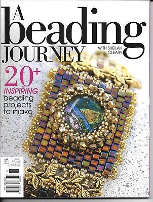Beading Book A Beading Journey By Sheilah Cleary