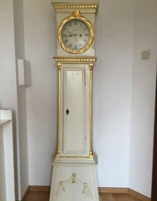 Old grandfather clock 194cm