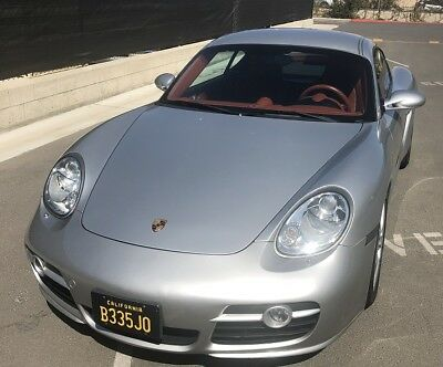 2007 Porsche Cayman S 2007 PORSCHE CAYMAN S MANUAL LOS ANGELES XENON LOADED