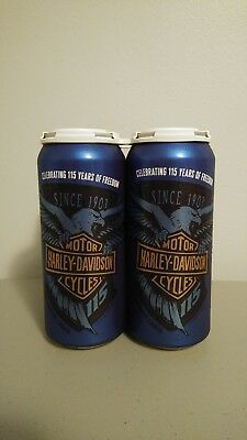 Harley-Davidson 115th Limited Edition Milwaukee Lager 4 Pack