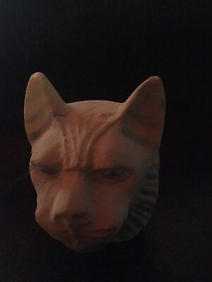Rare Large Ancient Egyptian Sekhmet  Bust 1403-1365 BC