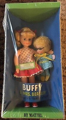Buffy & Mrs Beasley Vintage Hard to Find  New in Factory Sealed Packaging #3577