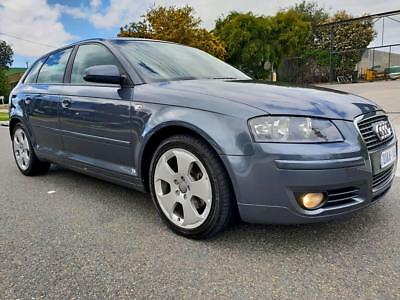 Audi A3 Ambition Auto Hatch Low 104,221Kms No Reserve Full Books Bmw Volvo Vw