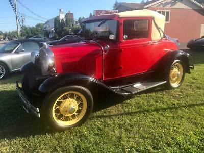 1931 Ford Model A  1931 ford model a coupe
