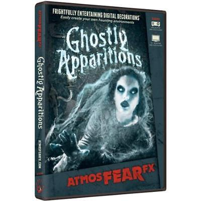 Ghostly Apparitions Digital Decorations New