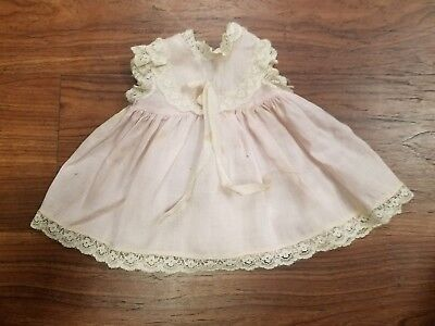 Vintage Baby Doll Dress 1950's-1960's