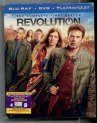 Revolution 1 The Complete First Season one 10-discs Blu-ray DVD BRAND NEW
