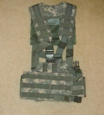 LBT 9019A Load Bearing Harness (ACU) Small/Medium - Excellent/unfielded