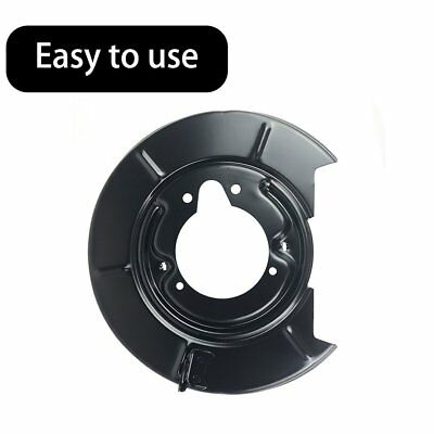 Rear Disc Brake Back Plate Right And Left Hand Back Plate Protection For BMW IL