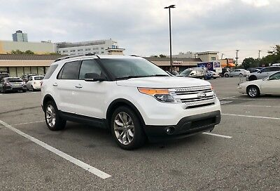 2015 Ford Explorer XLT 2015 Ford Explorer XLT in very good condition