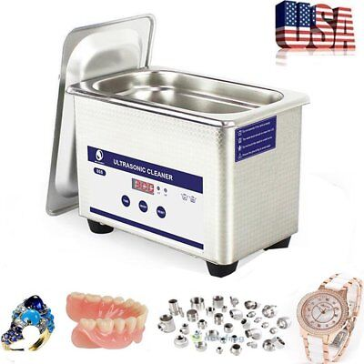 Professional Digital Ultrasonic Cleaner Machine with Timer watches Cleaning