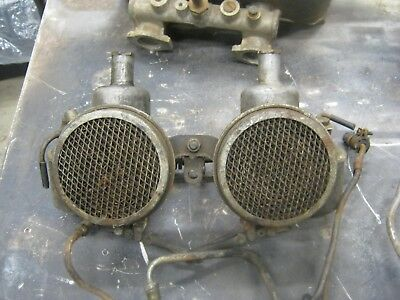 MG Midget Austin Healey Sprite SU Carb Set for Early 948