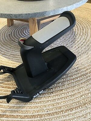 KID SIT Rider Stroller Standing Board with Toddler Seat