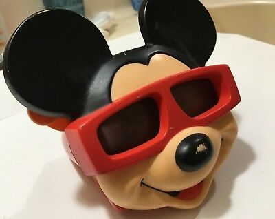 Mickey Mouse View Master Disney 3D Viewer Toy Walt Disney VIEWMASTER
