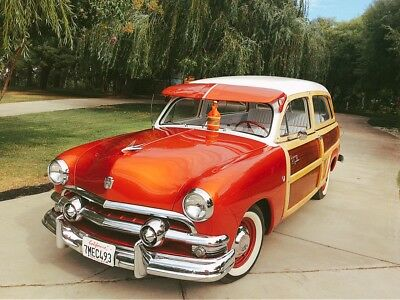 1951 Ford Country Squire  1951 Ford Country Squire Woody Wagon- Open to Offers