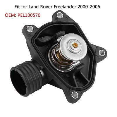 For 00-06 Land Rover Freelander Engine Thermostat & Housing Assembly PEL100570L