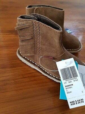 BNWT Walkmates Toddler/Kids Boots/Shoes - Size 6