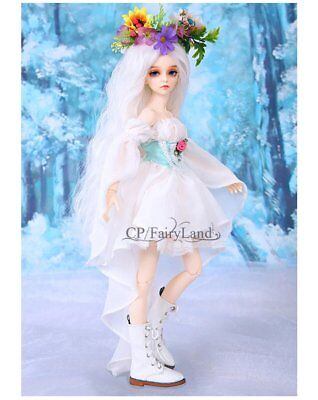 Fairyland Minifee Rendia 1/4 BJD SD Dolls Full Set Make Up Clothes Wig Shoes