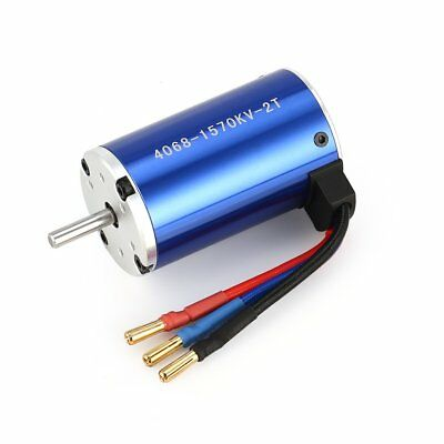 TC-CY 4068 2T KV1570 5mm Brushless Sensorless Motor for RC Off-road Car Model MS