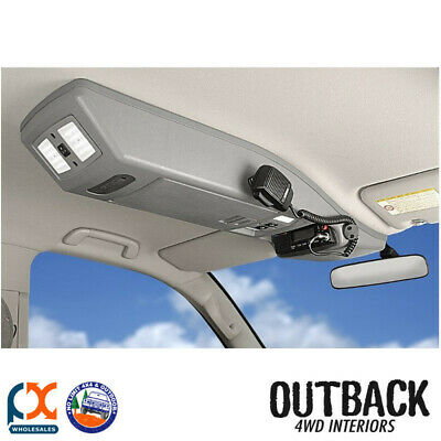 Outback 4Wd Interiors Roof Console - Triton Ml/mn Dual Cab 2006-02/15