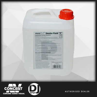 Premium Fog Fluid, Eurolite Smoke Machine Fluid, Fog Liquid - 1 Litre