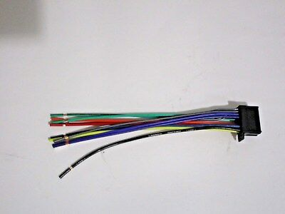 Pioneer Deh S6000Bs Wire Harness New E1 wire harnesses, car audio & video installation, vehicle electronics