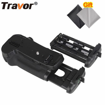 Travor NEW Battery Grip For Nikon D850 Replace MB-D18 Work with EN-EL15 + gift
