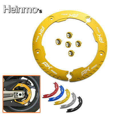 Transmission Belt Pulley Protective Cover For KYMCO AK550 AK 550 2017-2018 Gold