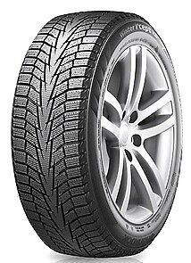 Hankook Winter I*cept IZ2 W616 215/65R17 99T BSW (1 Tires)