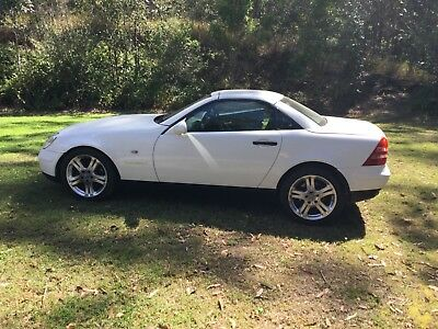 1999 Mercedes SLK230 Roadster Supercharged Auto
