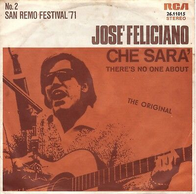 Vinylsingle : Jose Feliciano Che Sera