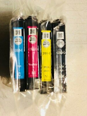 4 Genuine EPSON 288 initial Ink cartridges---XP330/XP340/XP430/XP440/XP446/XP434