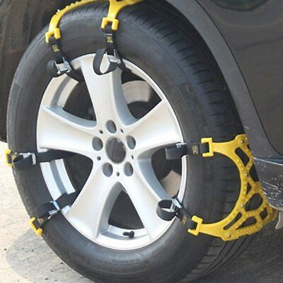 Car Tire Anti-skid Chains Thickened Beef Tendon Wheel Chain for Snow Mud Road XP
