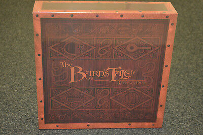 The Bard's Tale IV Barrows Deep Premier Collector's Edition Kickstarter  4 3 2 1