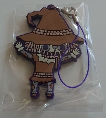 DC Villains Kawaii Rubber Charm Scarecrow