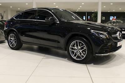 Mercedes Glc-Class Glc 250 D 4Matic Amg Line Coupe 2.1 Automatic Diesel