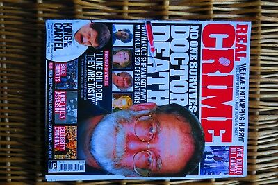 Real Crime Magazine Issue 11