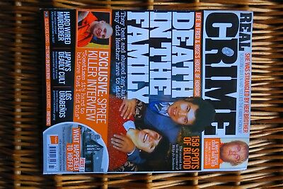 Real Crime Magazine Issue 27