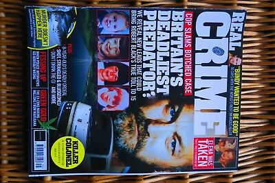 Real Crime Magazine Issue 35