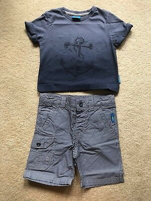 New Emma Bunton Shorts And T-Shirt Bundle Age 5-6 In Original Packaging