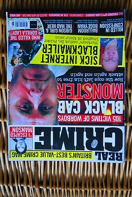 Real Crime Magazine Issue 37
